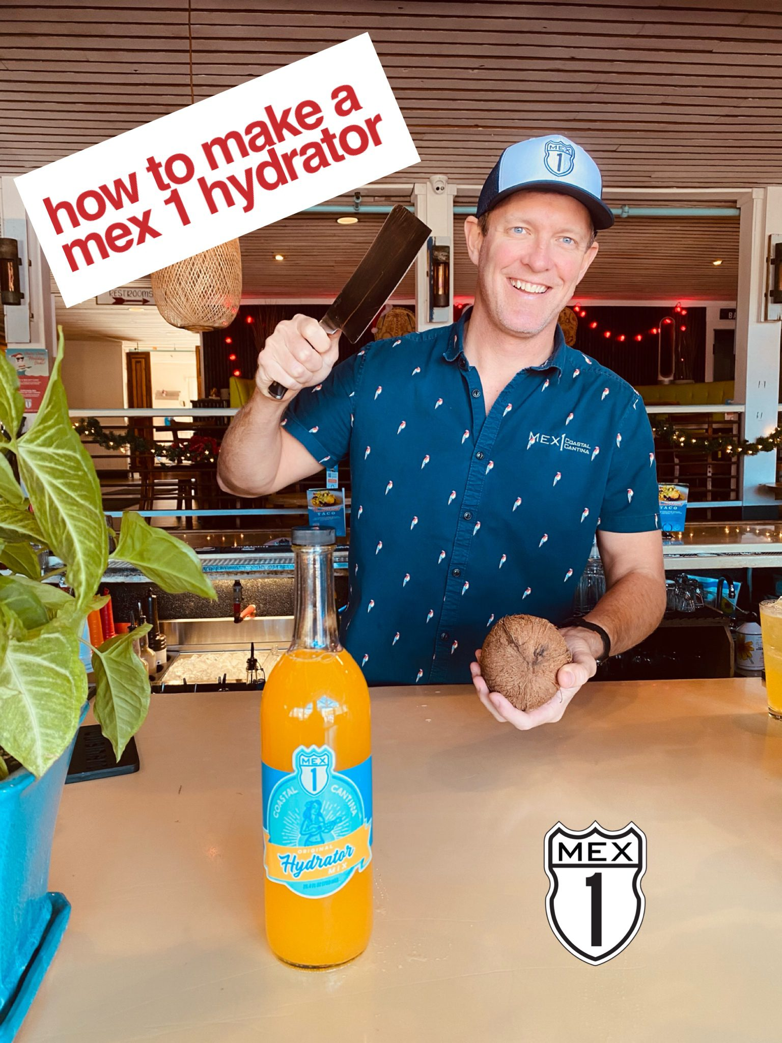 How to make a Mex 1 Hydrator