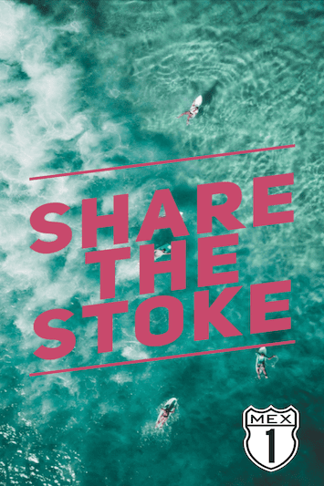 Share the Stoke #2 with Secula Surf